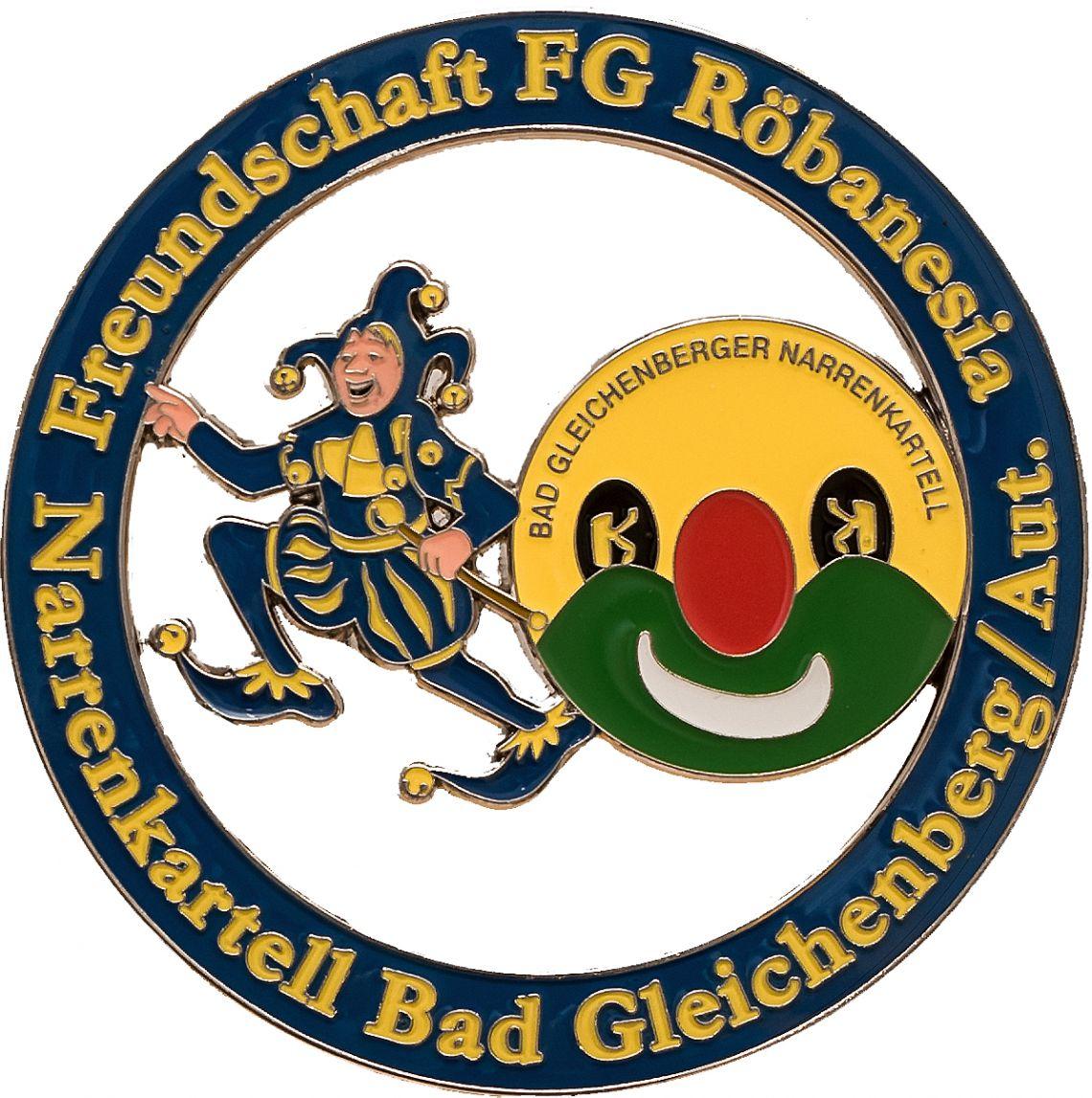 FG Röbanesia - Partner des Narrenkartells Bad Gleichenberg